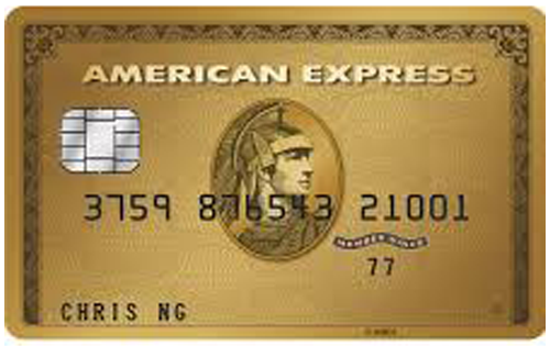 Gold Card American Express