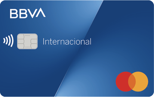 BBVA Tarjeta Mastercard Internacional