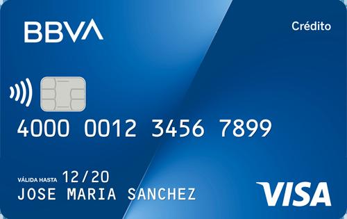BBVA Tarjeta Visa Internacional