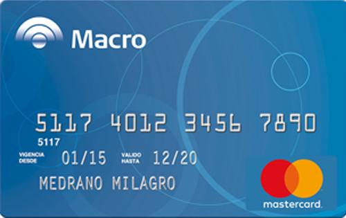 Mastercard Macro