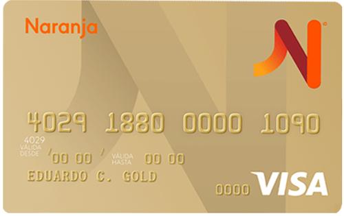 Naranja Visa