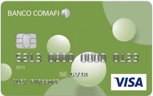 Visa Internacional Banco Comafi